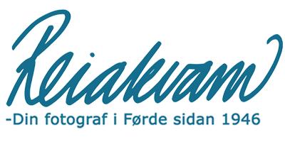Fotograf Reiakvam logo